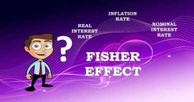 FISHER EFFECT 1